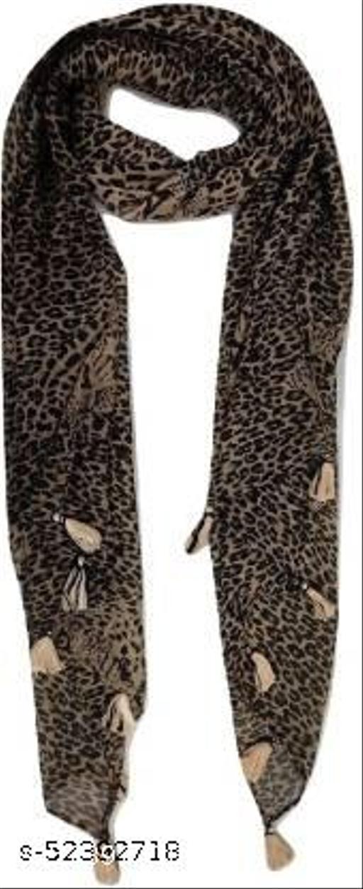 Ravishing Fashionable Women Scarves, Stoles & Gloves