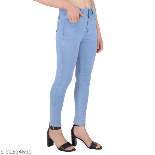 Classy Elegant Women Jeans