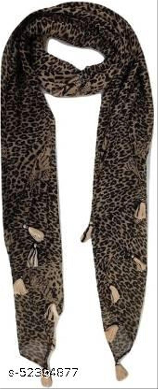 Alluring Fancy Women Scarves, Stoles & Gloves