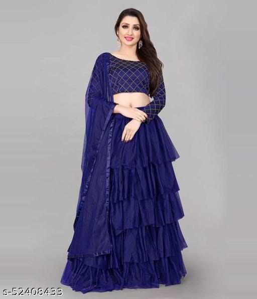 Aishani Attractive Women Lehenga