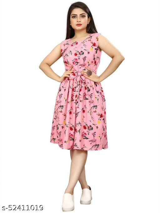 Classic Feminine Women Dresses