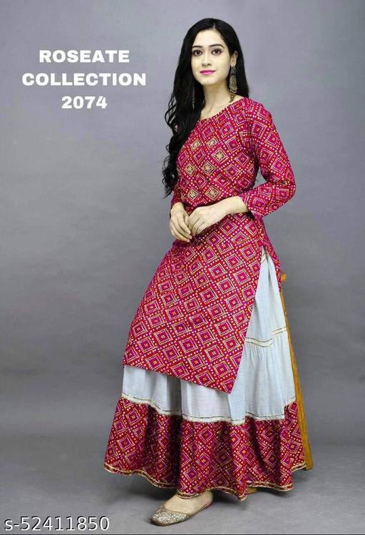 Banita Fashionable Kurtis
