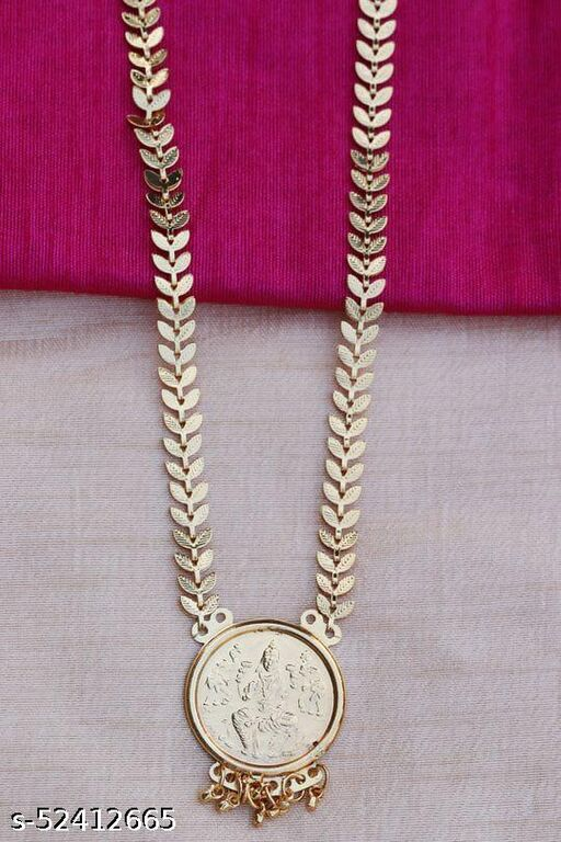 Laxmi devi coin kasulaperu Traditional Temple Coin Jewellery God Lakshmi Coin Necklace