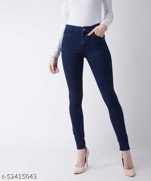 Classy Modern Women Jeans