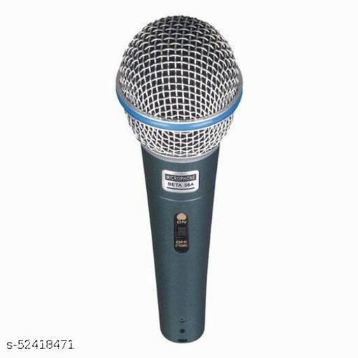 Unique Microphone