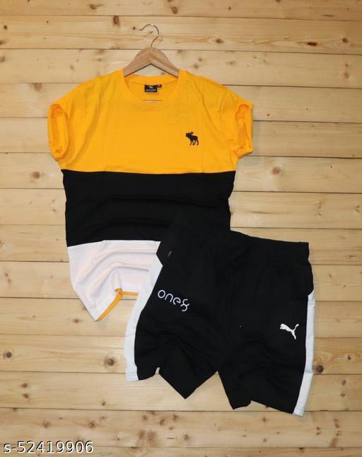 Classic Partywear Top & Bottom Set