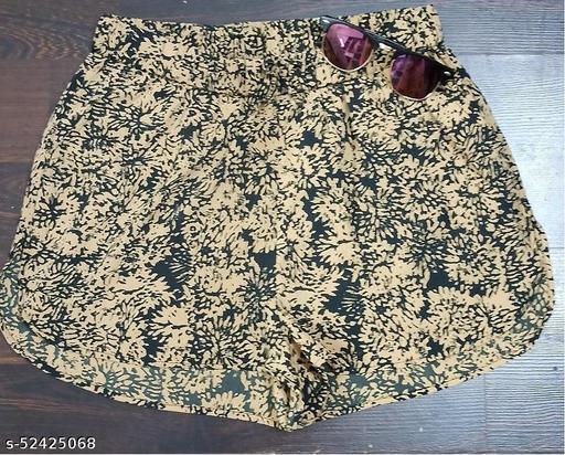 Ravishing Latest Women Shorts