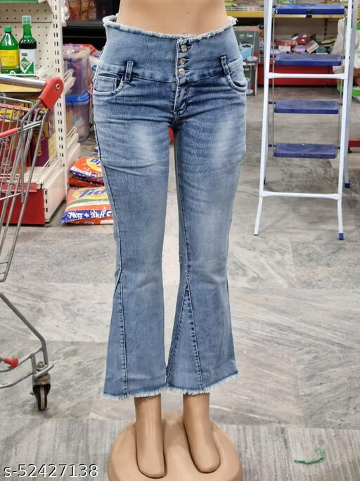 Fancy Designer Women Jeans