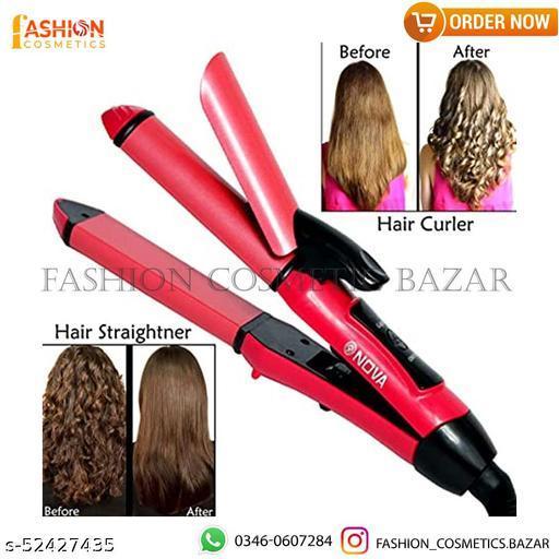 Fancy  Hair Straightener