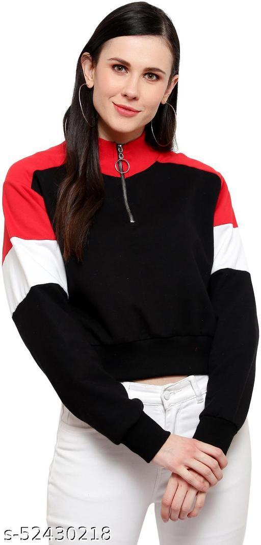 Trendy Retro Women Sweatshirts