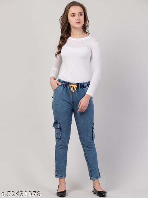Stylish Designer Women Jeans