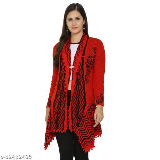 Classic Fashionable Women Capes, Shrugs & Ponchos