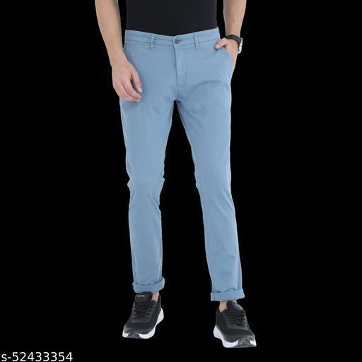 Casual Unique Men Trousers