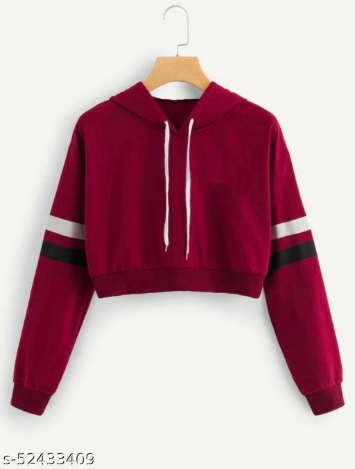 new crop Sweatshirt