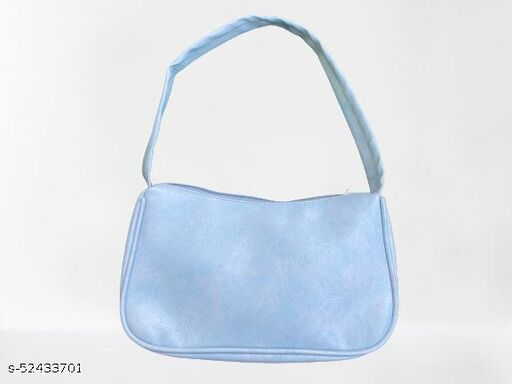 Bags for women stylish (BLUE)