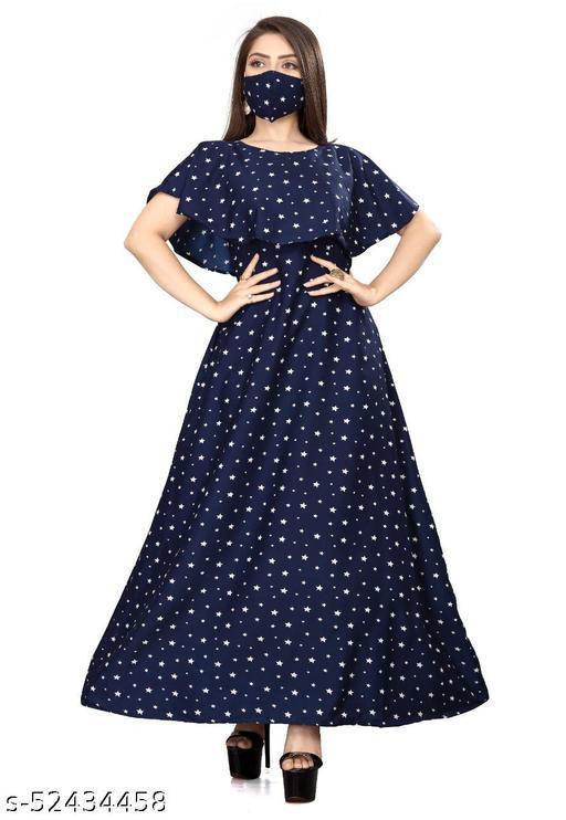 Trendy Designer Women Gown