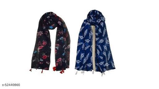 Ravishing Trendy Women Scarves, Stoles & Gloves
