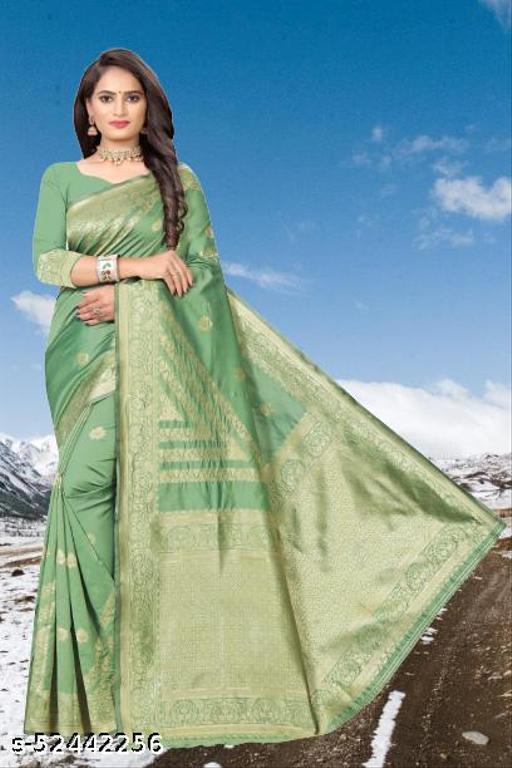 Kanchan Elegant Art Silk saree