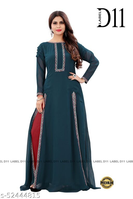 LABEL D11 PRIMUM QUALITY GOWN FOR WOOMEN