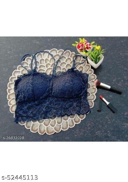 New Stylish Women's Padded Short Bralette