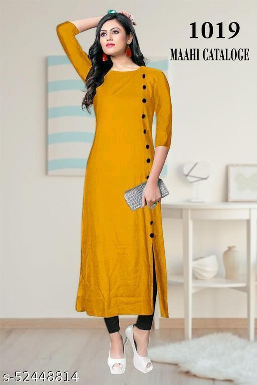 Kashvi Fashionable Kurtis