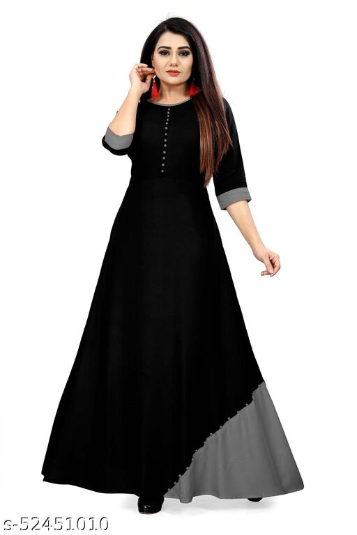 Aagam Refined gown