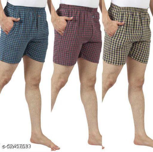 Elegant Modern Men Shorts