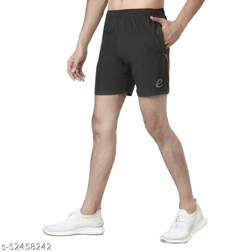 ETHAN New Trending Mens Sports Shorts ETHAN Sports Compression Men's Skin BEST Shorts for Gym, Running, Cycling, Swimming, Basketball, Cricket, Yoga, Football, Tennis, Badminton & Many More Sports