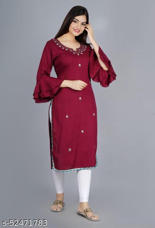 well design ryon kurti and pants for women
