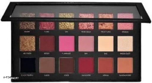 Color icon Rose Gold Makeup Eye Shadow