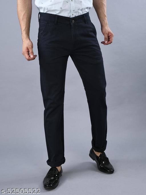 Elegant Fashionista Men Trousers