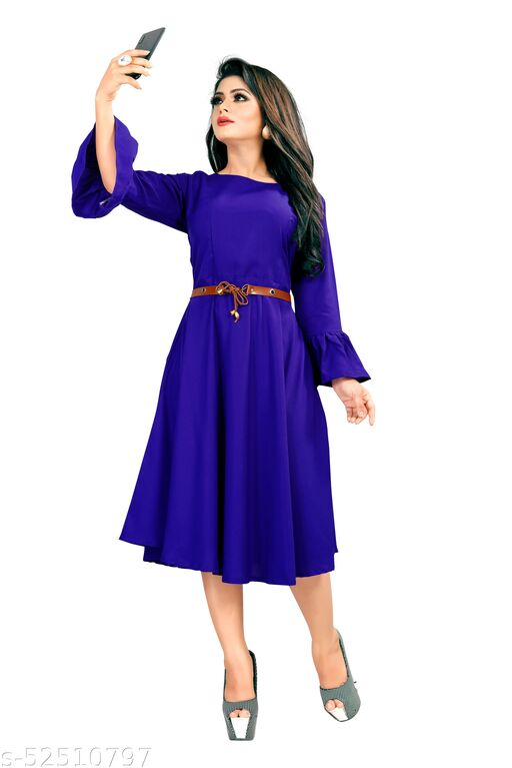 Classy Elegant Women Dress