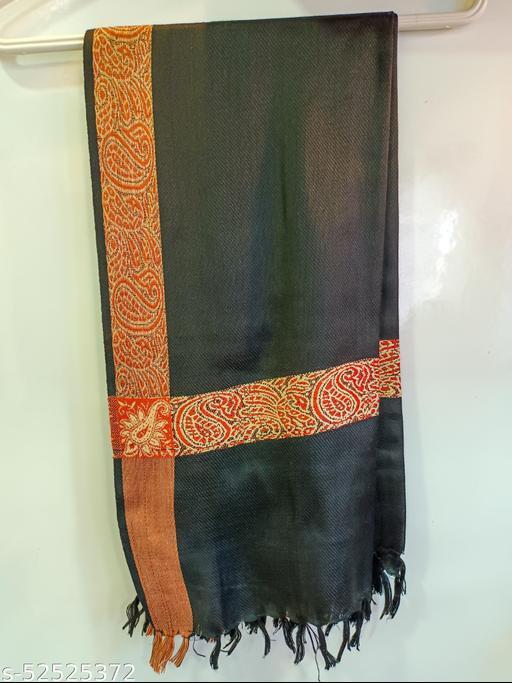Green Kashmiri Yemeni Habaib Style Men's shawl