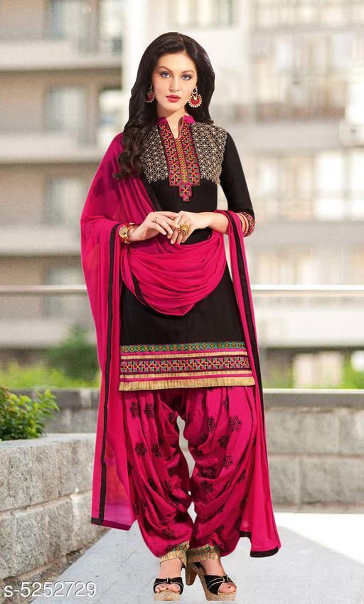 Jivika Attractive Suits & Dress Materials