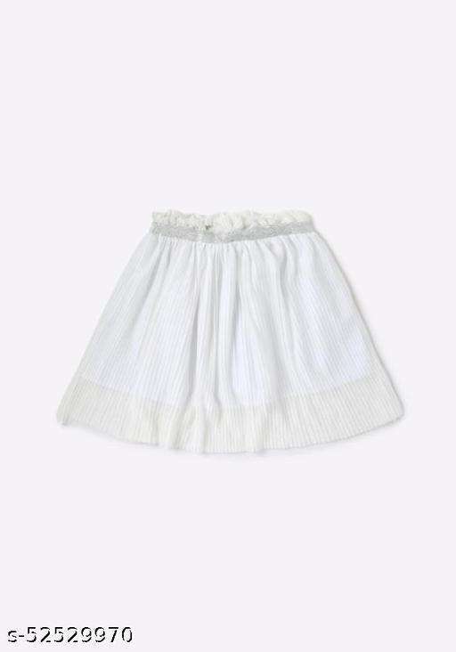 Flawsome Trendy Kids Girls Skirts