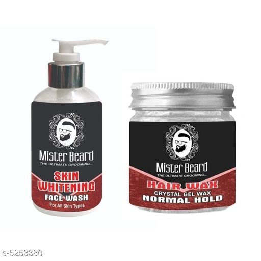 Men'S Face Wash