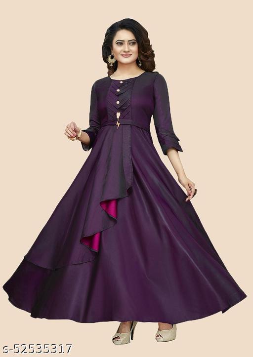 Pretty Fashionable Women Gowns