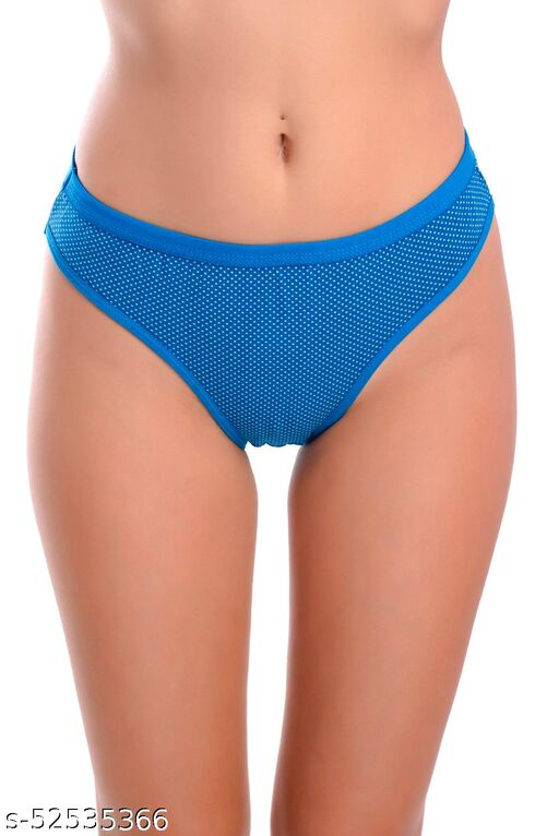 NEONFIT Fashion Printed Skin Friendly Hipster Panty
