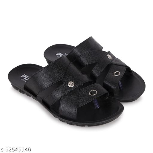 Modern Fashionable Men Flip Flops