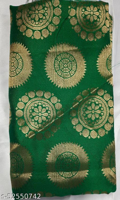 babari brocade blouse piece