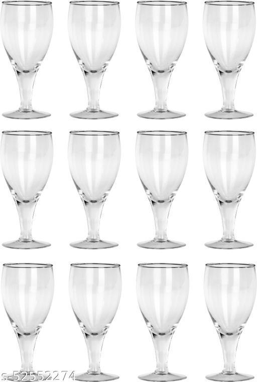 Somil Royal Look Stylish Glass Set Of 12