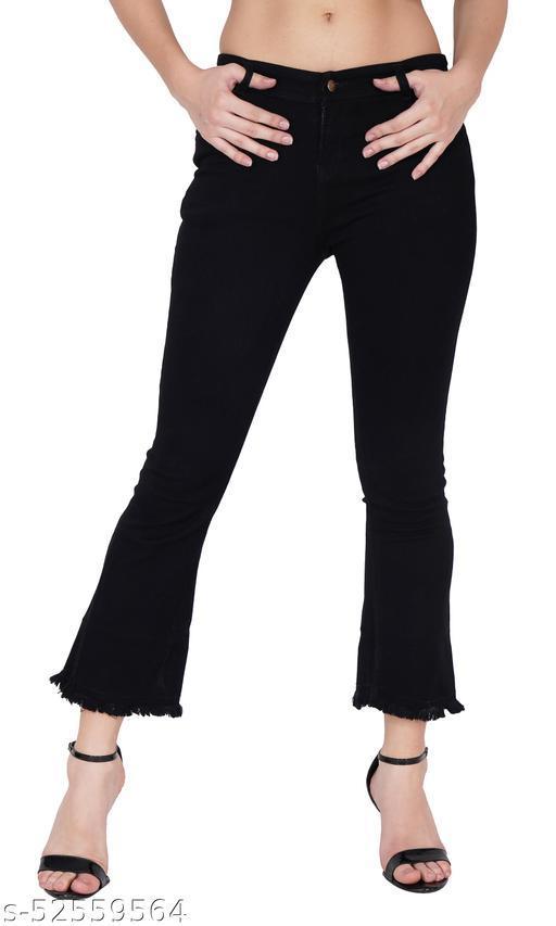 Comfy Designer Women Jeans
