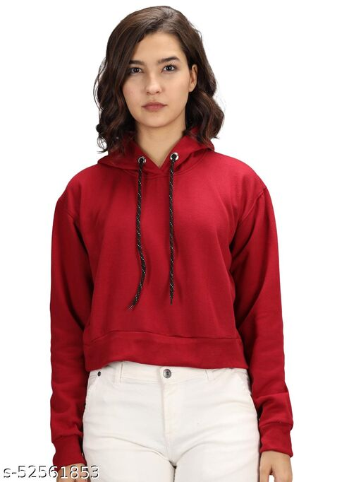 Comfy Partywear Women Sweatshirts