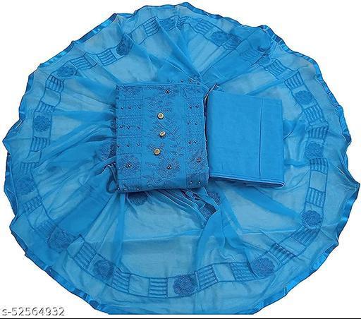 Chitrarekha Drishya Semi-Stitched Suits