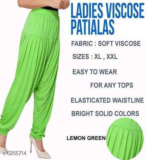 Stylish Women's Patiala Pant