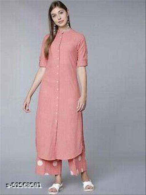 Aishani Pretty Semi-Stitched Suits