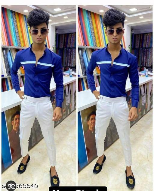Fancy Fashionista Men Shirt Fabric