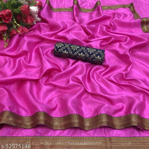 bahubali silk saree with jacquerd blouse