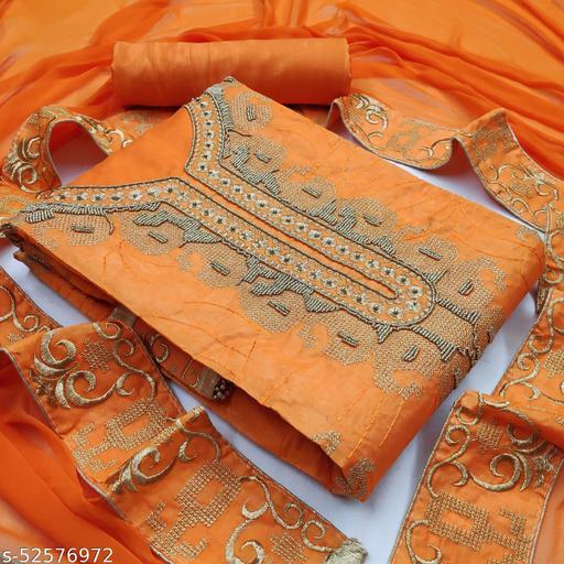 Abhisarika Graceful Semi-Stitched Suits