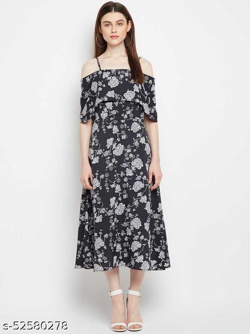 U&F Women Maxi  Dress